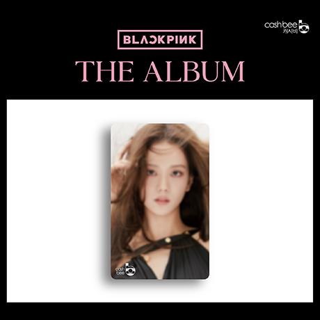 THE ALBUM_지수 [캐시비 교통카드]