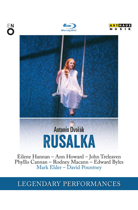 RUSALKA/ MARK ELDER [LEGENDARY PERFORMANCES] [드보르작: 루살카]