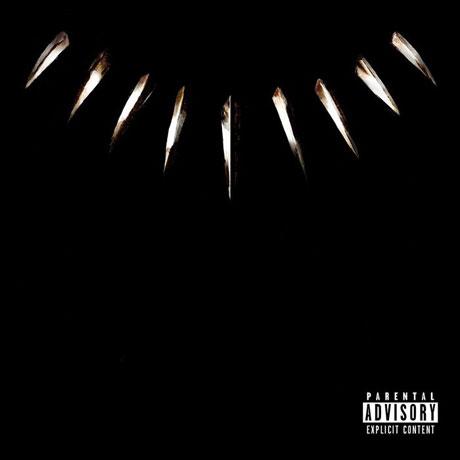 BLACK PANTHER THE ALBUM [블랙 팬서]