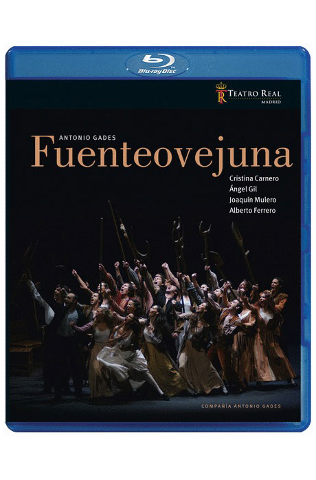 FUENTEOVEJUNA/ ANTONIO GADES [가데스: 푸엔테오베후나]