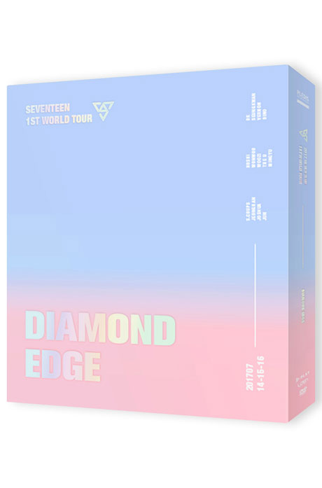 DIAMOND EDGE: 2017 1ST WORLD TOUR IN SEOUL CONCERT [3DVD+포토북]