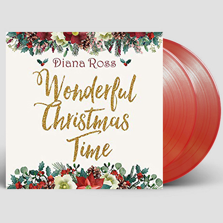 WONDERFUL CHRISTMAS TIME [CLEAR RED LP] [한정반]