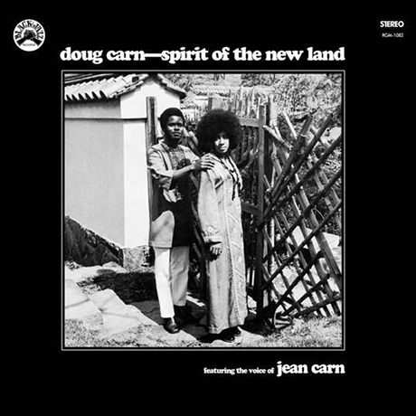 SPIRIT OF THE NEW LAND: FEATURING THE VOICE OF JEAN CARN [REMASTERED]