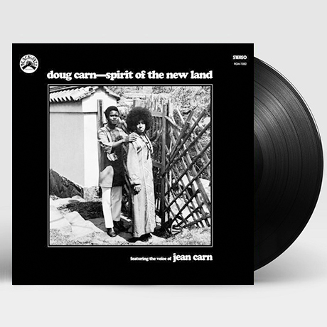 SPIRIT OF THE NEW LAND: FEATURING THE VOICE OF JEAN CARN [REMASTERED] [LP]