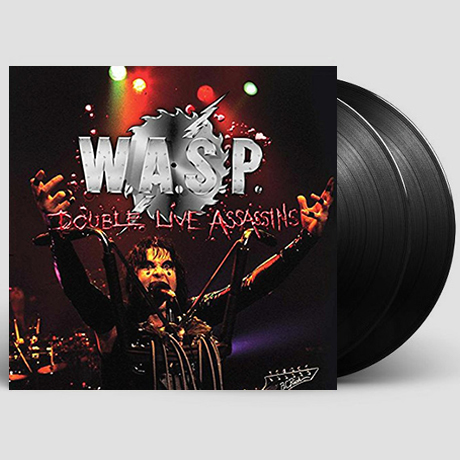 DOUBLE LIVE ASSASSINS [LP]