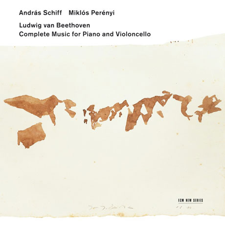 COMPLETE MUSIC FOR PIANO AND CELLO/ MIKLOS PERENYI, ANDRAS SCHIFF [베토벤: 첼로 소나타 전집 - 페리니 & 쉬프]