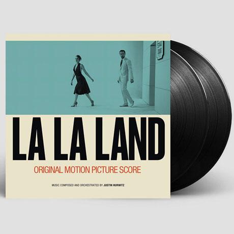 LA LA LAND: SCORE [LP] [라라랜드: 스코어]