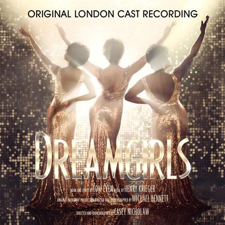 DREAMGIRLS: ORIGINAL LONDON CAST RECORDING [뮤지컬 드림걸즈]