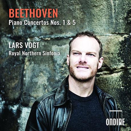 PIANO CONCERTOS NOS.1 & 5/ LARS VOGT [베토벤: 피아노 협주곡 1, 5번 - 라르스 포그트]