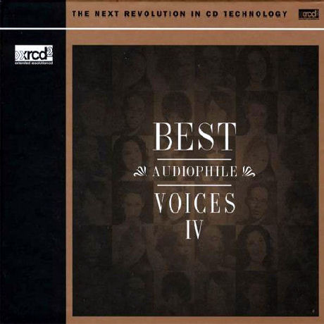 BEST AUDIOPHILE VOICES 4 [XRCD]