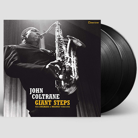 GIANT STEPS [STEREO & MONO VERSION] [180G LP]