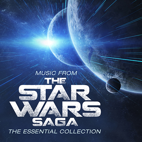 MUSIC FROM THE STAR WARS: SAGA - THE ESSENTIAL COLLECTION [스타워즈 사가: 에센셜 컬렉션]