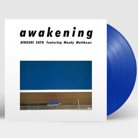 AWAKENING: FEATURING WENDY MATTHEWS [일본 레코드 스토어 데이 한정반] [180G CLEAR BLUE LP]