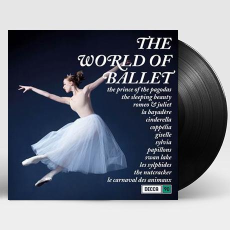 THE WORLD OF BALLET [발레의 세계] [LP]