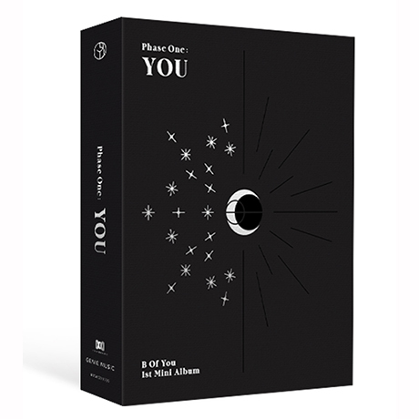 PHASE ONE: YOU [6PM VER] [미니 1집]