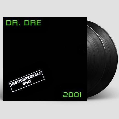 2001 [INSTRUMENTALS] [LP]