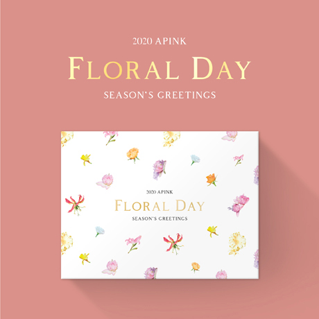 FLORAL DAY: 2020 SEASONS GREETINGS