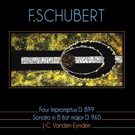 FOUR IMPROMPTUS D.899 & SONATA D.960/ JEAN-CLAUDE VANDEN EYNDEN [슈베르트: 즉흥곡, 소나타 - 장 클로드 반덴 아인덴]