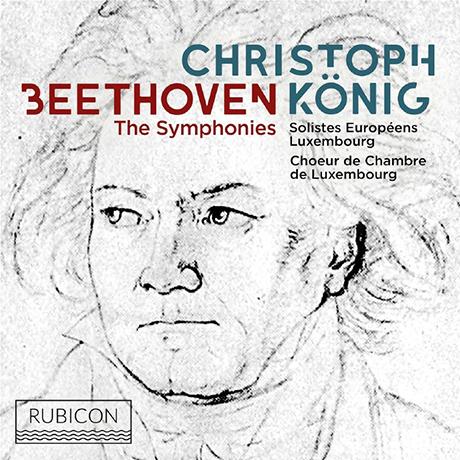 THE SYMPHONIES/ CHRISTOPH KONIG [베토벤: 교향곡 전곡 - 크리스토프 쾨니히]