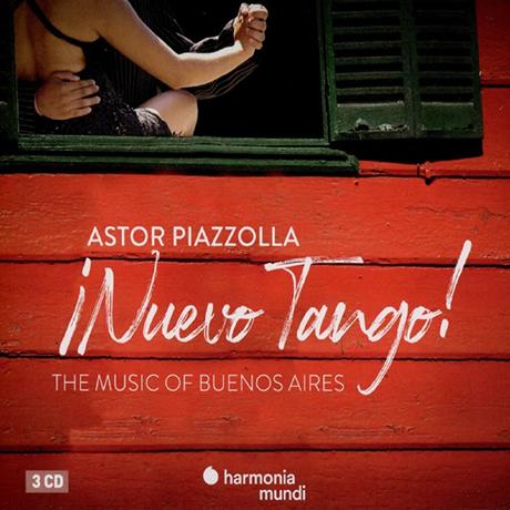 NUEVO TANGO! - THE MUSIC OF BUENOS AIRES [피아졸라: 누에보 탱고 - 부에노스아이레스의 음악]