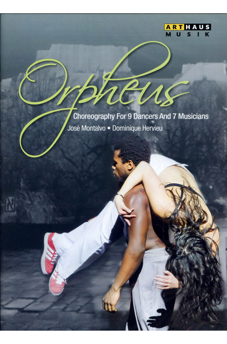ORPHEUS: CHOREOGRAPHY FOR 9 DANCERS AND 7 MUSICIANS [도미니크 에르뷰 & 조세 몽탈보: 모던 댄스 <오르페우스>]