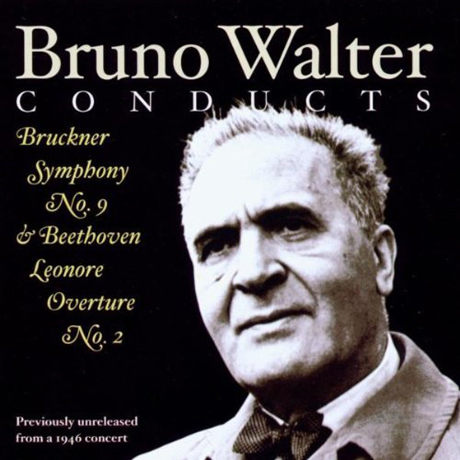 SYMPHONY NO.9/ BRUNO WALTER