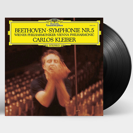 SYMPHONY NO.5/ CARLOS KLEIBER [베토벤: 교향곡 5번 - 카를로스 클라이버] [180G LP]