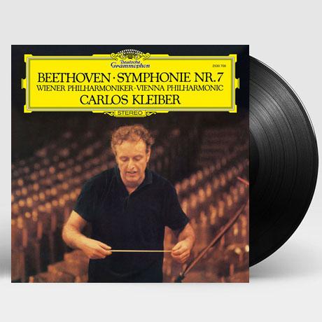 SYMPHONY NO.7/ CARLOS KLEIBER [베토벤: 교향곡 7번 - 카를로스 클라이버] [180G LP]