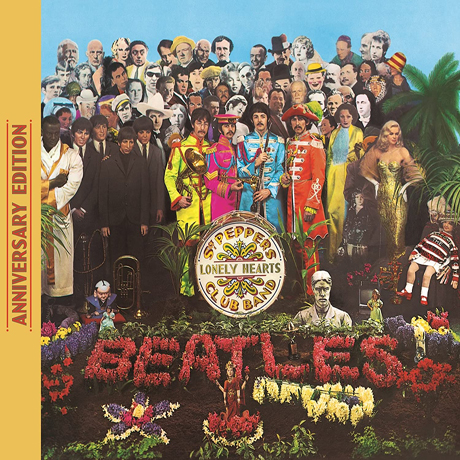SGT. PEPPER`S LONELY HEARTS CLUB BAND [ANNIVERSARY EDITION]