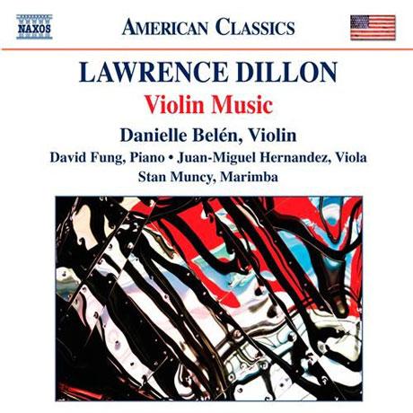 VIOLIN MUSIC/ DANIELLE BELEN, STAN MUNCY