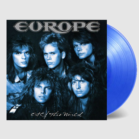 OUT OF THIS WORLD [180G CLEAR BLUE LP]
