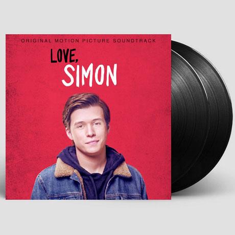 LOVE, SIMON [LP] [러브 사이먼]