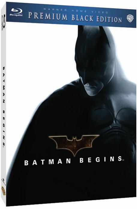 배트맨 비긴즈: 한정판 프리미엄 블랙에디션 [BATMAN BEGINS]