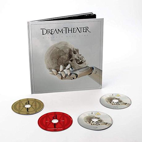 DISTANCE OVER TIME [2CD+BD+DVD] [LIMITED ARTBOOK]