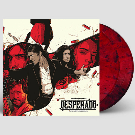 DESPERADO: THE SOUNDTRACK [RSD/BLACK FRIDAY] [BLOOD & GUNPOWDER] [LP] [한정반]