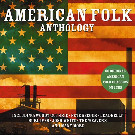 AMERICAN FOLK ANTHOLOGY [미국 포크 명곡 모음집]