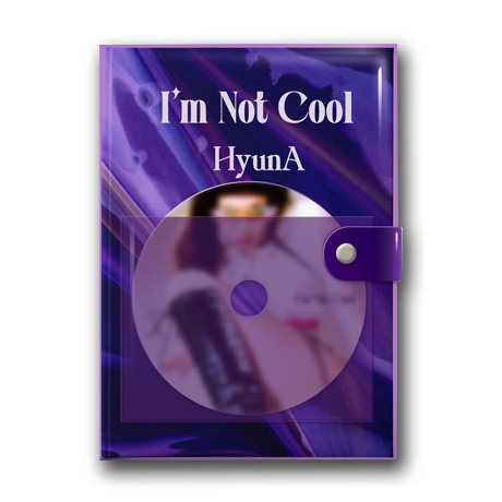 I`M NOT COOL [미니 7집]