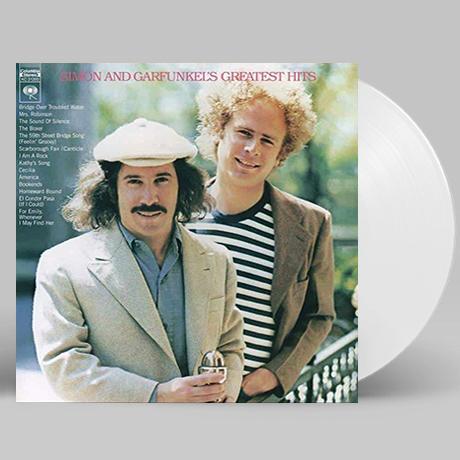 GREATEST HITS [WHITE LP]
