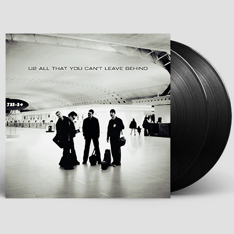 ALL THAT YOU CAN`T LEAVE BEHIND [20TH ANNIVERSARY] [REMASTERED] [180G LP]
