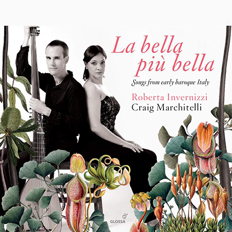 LA BELLA PIU BELLA: SONGS FROM EARLY BAROQUE ITALY/ CRAIG MARCHITELLI