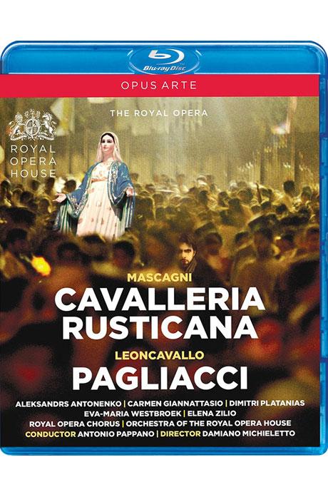 CAVALLERIA RUSTICANA & PAGLIACCI/ ANTONIO PAPPANO [마스카니: 카발레리아 루스티카나 & 레온카발로: 팔리아치] [한글자막]
