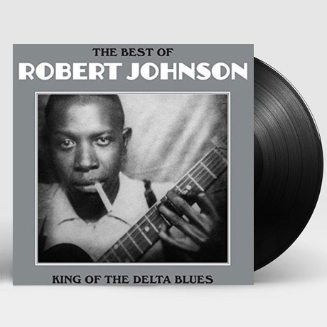 THE BEST OF ROBERT JOHNSON [180G LP]