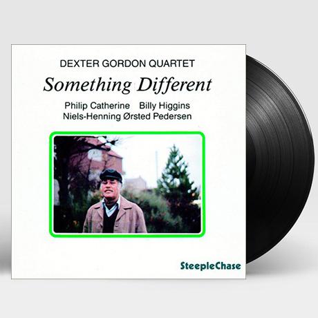 SOMETHING DIFFERENT [180G LP]