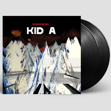 KID A [180G LP]