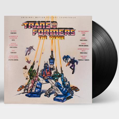 THE TRANSFORMERS: THE MOVIE [트랜스포머 더 무비] [180G LP]