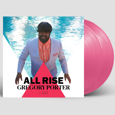 ALL RISE [PINK LP]