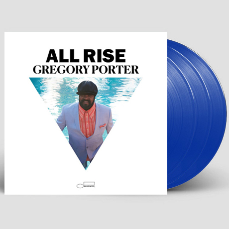 ALL RISE [BLUE LP] [한정반]