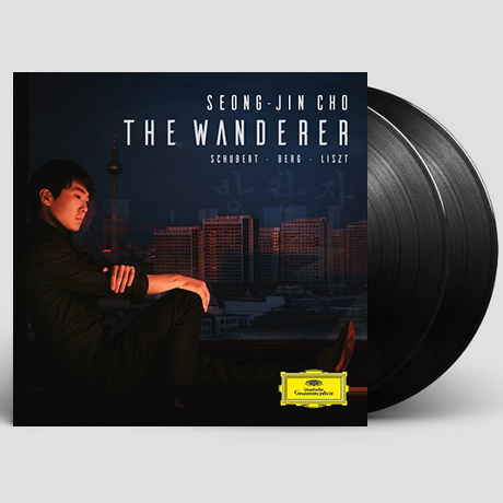 THE WANDERER: SCHUBERT, BERG, LISZT [슈베르트: 방랑자 환상곡 & 베르크, 리스트: 피아노 소나타] [180G LP]