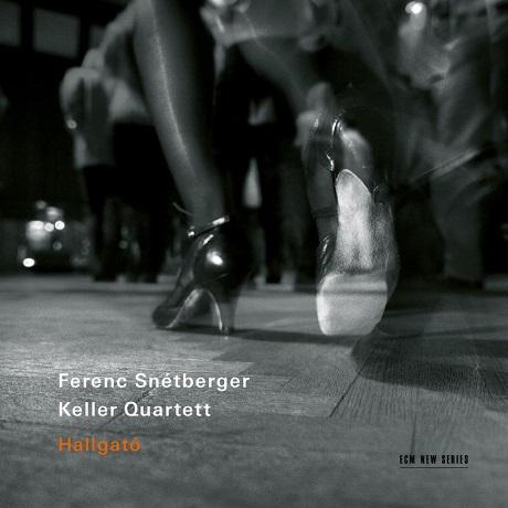 HALLGATO/ KELLER QUARTET [스네트베르게르: 헐게토 - 기타 협주곡, 쇼스타코비치, 다울랜드, 바버 | 켈러 사중주단]