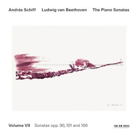 BEETHOVEN PIANO SONATAS VOL.7 [SHM-CD] [베토벤: 피아노 소나타 7집 - 안드라스 쉬프]